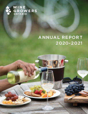 Wine Growers Ontario Annual Report